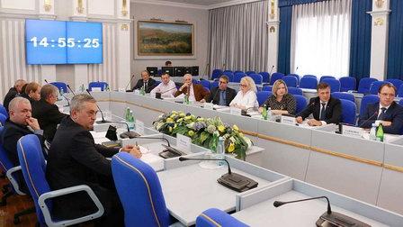 Вопросы государственной политики в ЖКХ ставропольские депутаты вынесут на совет законодателей РФ