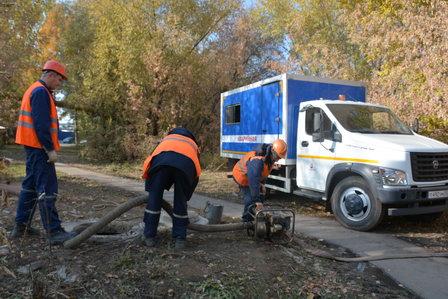 «ОмскВодоканал» запустил в эксплуатацию обновленный трубопровод для районной котельной