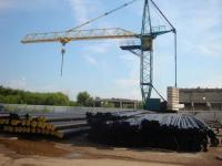 В Новомосковске началось производство задвижек  с обрезиненным клином TALIS