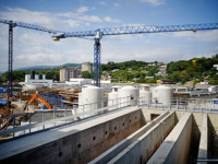 В Сочи достроят Бзугинские очистные сооружения канализации