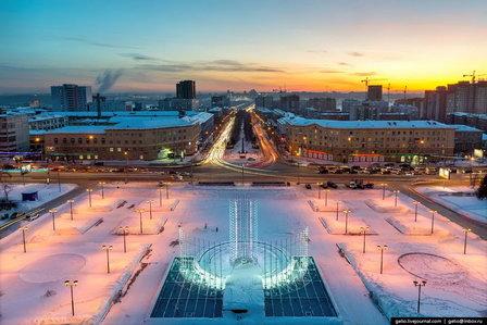 Регионы Сибирского Федерального округа получат свыше 1,304 млрд. руб. господдержки проектов модернизации коммунальной инфраструктуры