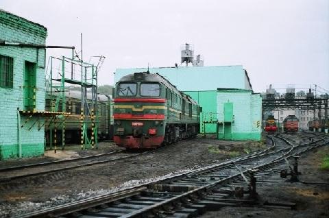 На железнодорожной станции Смоленск-Сортировочный  началась реконструкция очистных сооружений