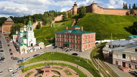 Обыски проходят на ресурсоснабжающих предприятиях Нижнего Новгорода