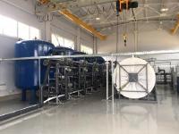 В г. Камешково Владимирской области введены в эксплуатацию станция водоочистки и очистные сооружения канализации