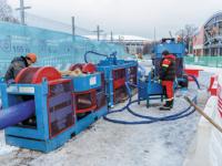 В Москве реализовано более 30 проектов по восстановлению  сетей водоснабжения с применением бестраншейного метода