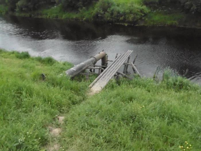 «Водоканал» пос. Волово (Тульская область) игнорировал предписания по защите санитарной зоны