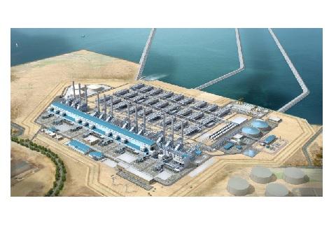 В Саудовской Аравии завершается строительство крупнейшей в мире станции опреснения на солнечных батареях
