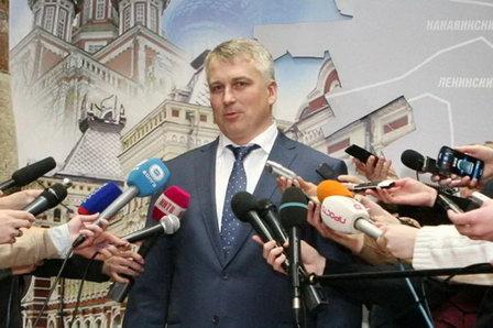 Сергей Белов вошёл в рейтинг влиятельности персон Нижегородской области