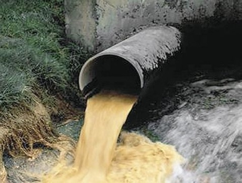 «Раменский водоканал» в Подмосковье ответит в суде за загрязнение реки