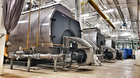 АПК «Астраханский» ввело на основном производстве технологичную котельную