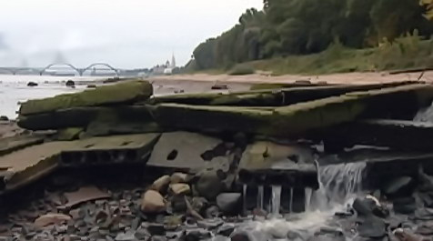 Южный канализационный коллектор в Рыбинске войдёт в состав областного водоканала