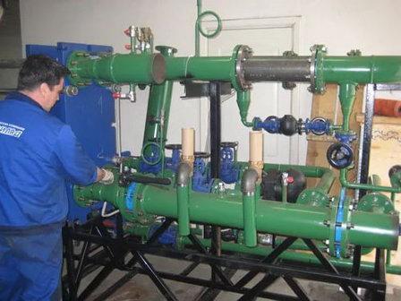 Новая теплотрасса в Самаре позволит потребителям получать воду без запаха мазута