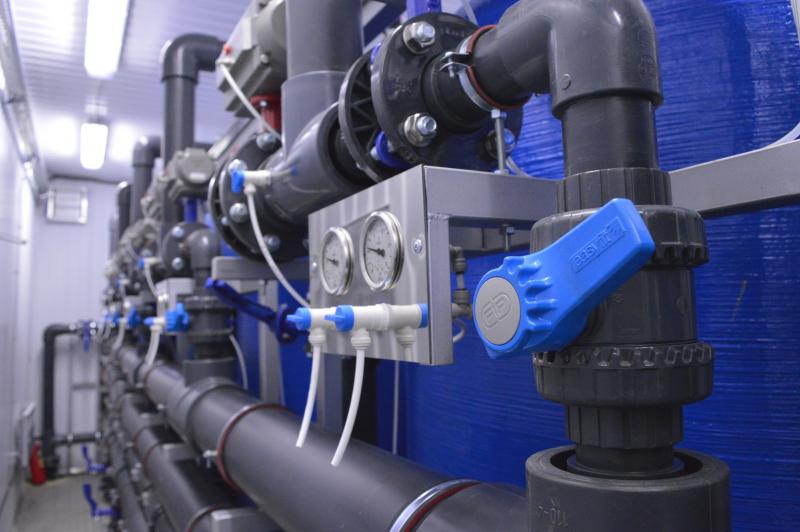 С начала года качественную питьевую воду получили ещё 100 тыс. жителей Подмосковья