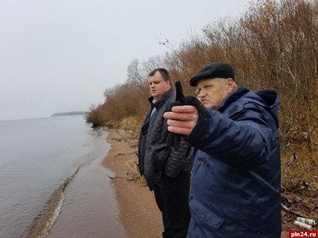 Псковские экологи возьмут на контроль ситуацию с очистными сооружениями в Гдове