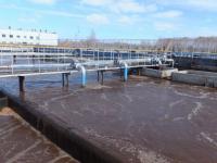 В Кемерове запущена после реконструкции первая очередь левобережных очистных сооружений канализации