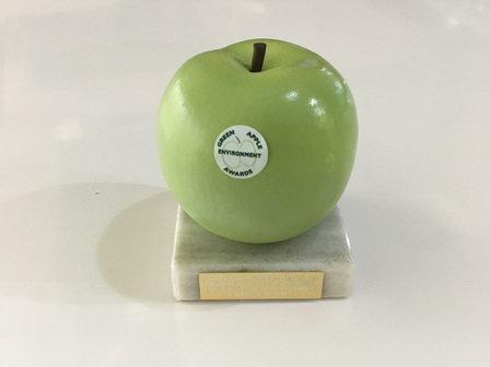 Циркуляционный насос ALPHA3 от Grundfos получил в Великобритании «Зеленое яблоко»