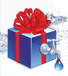«Тюмень Водоканал» подарит 5 млн. литров воды добросовестным абонентам