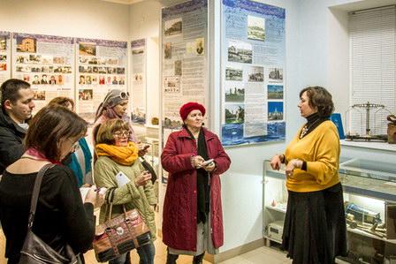 Гиды Волгограда ознакомились с историей восстановления водопровода после Сталинградской битвы