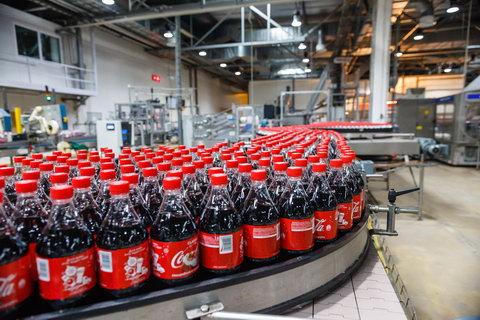 Общий объем потребления воды на заводах Coca-Cola в России сократился на 19%