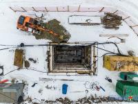 В Волгограде реализован первый этап строительства коллектора «Разгуляевский»