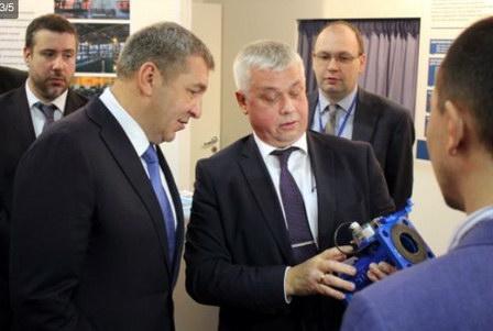 В Центре импортозамещения Санкт-Петербурга открылась неделя энергетики