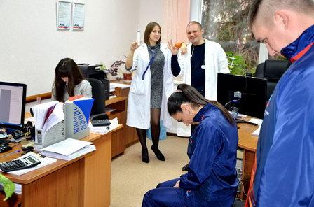 В «Росводоканал Оренбург» возвращается производственная гиманастика