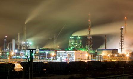 Тульская промышленность вложит в охрану окружающей среды 10 млрд. руб.