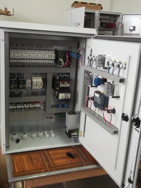 Schneider Electric и ООО «Эколайн-Гидротехника» запустили новую систему управления насосами