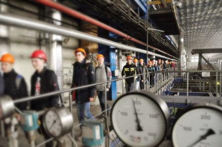 Молодые энергетики Россиии представляют