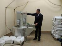 В Екатеринбурге запущен в эксплуатацию автоматизированный  блок реагентного хозяйства