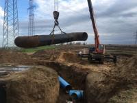 На Таманском полуострове продолжается реконструкция магистральных водопроводных сетей