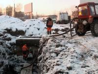 В Архангельске завершается строительство первой очереди кольцевого водовода