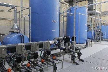 В Ростове-на-Дону автоматизируют систему дозирования сульфата аммония на очистных сооружениях