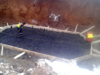 В Новых Лядах под Пермью началась реконструкция биологических очистных сооружений