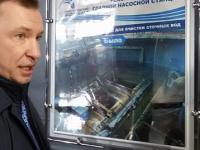 На Главной насосной станции Нижнего Новгорода установлена система фильтрации воздуха