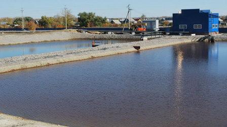 Учалинский ГОК  приступил  к строительству второй очереди  очистных сооружений