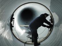 На Рублевской станции водоподготовки Москвы осуществлена реконструкция фильтратных каналов