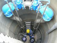 В Подольске завершена  реконструкция канализационной насосной станции №6