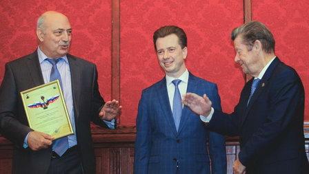 Проект Водоканала Петербурга по очистке стоков в Арктике получил премию Фонда имени В. И. Вернадского