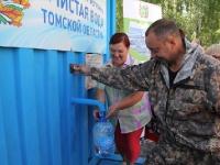 В селах Томской области  в 2017 году установлено 70 локальных систем водоочистки