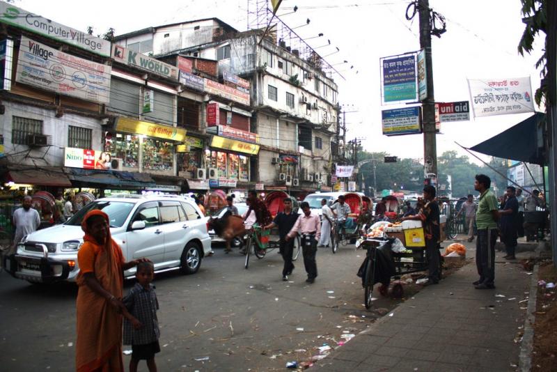 В городе Читтагонг в Бангладеш введена  в строй новая станция водоподготовки