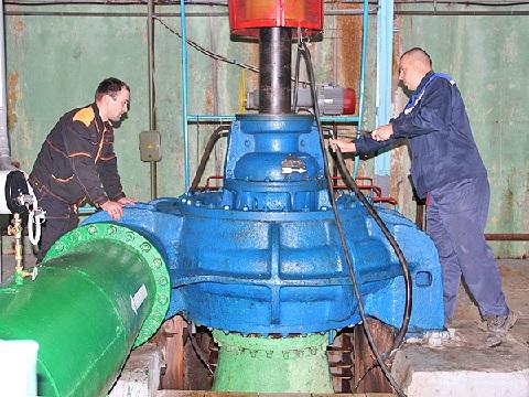 Вода в Екатеринбург будет перекачиваться из Челябинской области до конца января