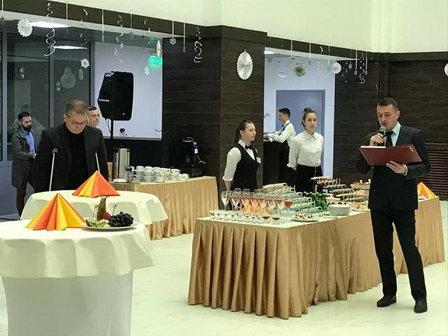 Водоканал Екатеринбурга получил новый офис