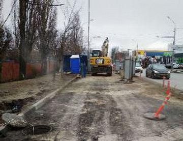 Ростовский Водоканал запустил реконструированный коллектор на улице Вавилова