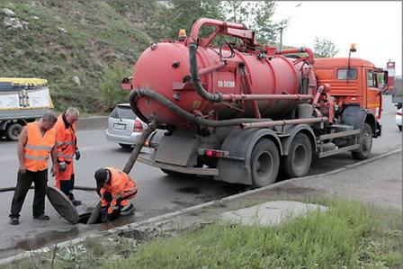 За 2017 год в Самаре промыли 253 километра канализационных сетей