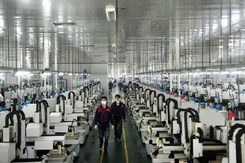 В Китае впервые внедрена радиационная технология очистки промышленных стоков