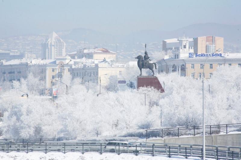 Улан-Удэ потратит 30 млн. руб. на устранение последствий крупной аварии на коммунальных сетях