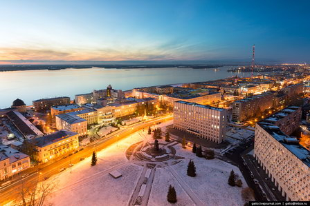 В Архангельске снижают плату за отопление и горячую воду