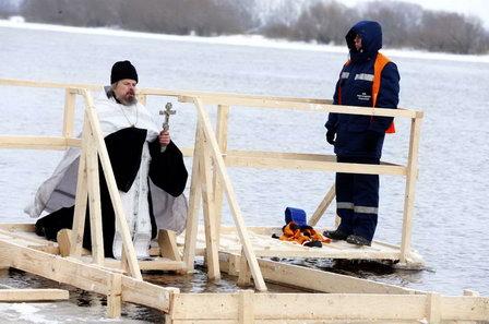 Накануне Крещения в Великом Новгороде пройдёт обряд освящения воды Левобережных водоочистных сооружений