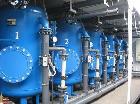 В Московской области построят в 2018 году 80 станций водоочистки